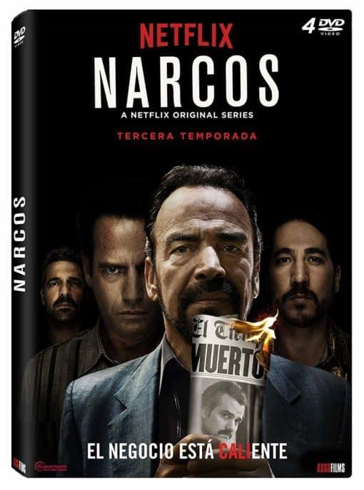 Narcos (3ª Temporada)