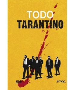 Todo Tarantino DVD