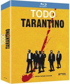 Todo Tarantino Blu-ray
